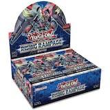 Yu-Gi-Oh Rising Rampage Booster 12-Box Case