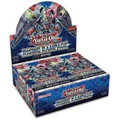 Yu-Gi-Oh Rising Rampage Booster Box (Presell)