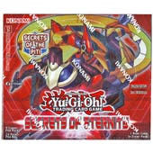 Yu-Gi-Oh Secrets of Eternity 1st Edition Booster Box