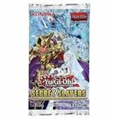 Yu-Gi-Oh Secret Slayers Booster Pack