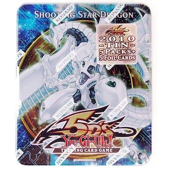 Konami Yu-Gi-Oh 2010 Collectible Tins Wave 2 Shooting Star Dragon Tin