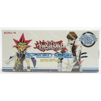 Yu-Gi-Oh Speed Duel Battle City Box