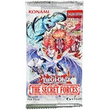 Konami Yu-Gi-Oh The Secret Forces 1st Edition Booster Pack