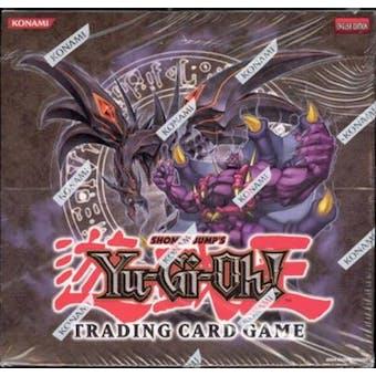 Upper Deck Yu-Gi-Oh Dragon's Roar/Zombie Madness Unlim. Structure Deck Box