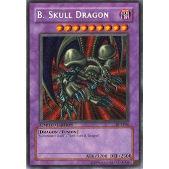Yu-Gi-Oh Limited Edition Tin Single B. Skull Dragon Secret Rare (BPT-006) - NEAR MINT (NM)