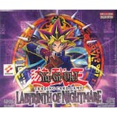 Upper Deck Yu-Gi-Oh Labyrinth of Nightmare Unlimited LON Booster Box (36-Pack)
