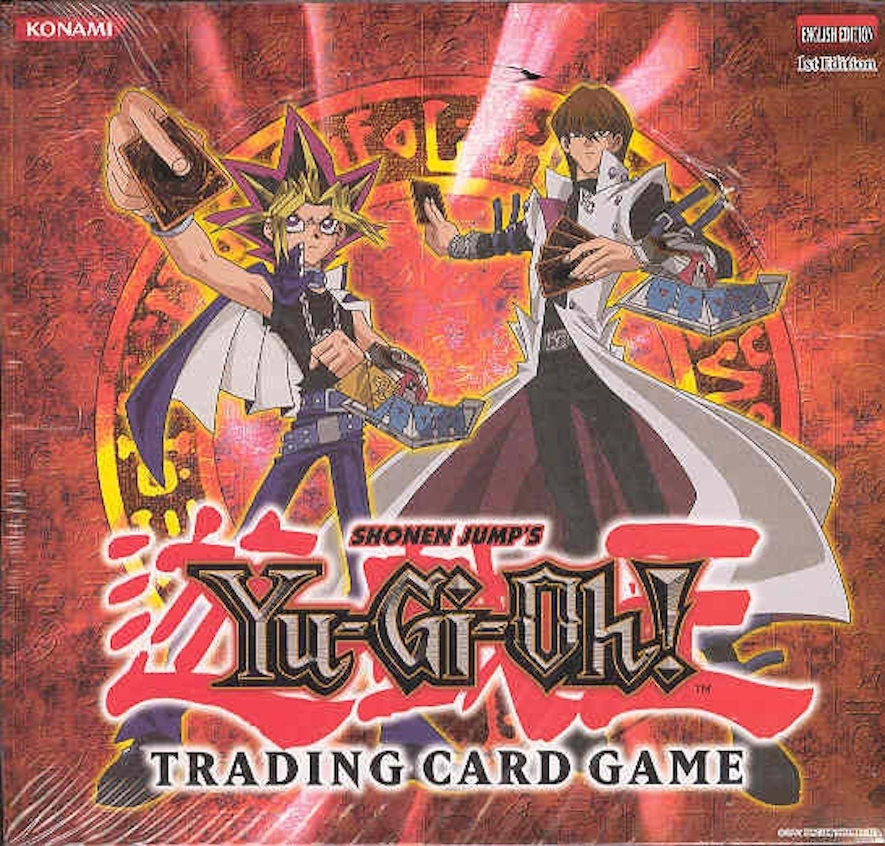 Upper Deck Yu-Gi-Oh Yugi/Kaiba Evolution 1st Edition