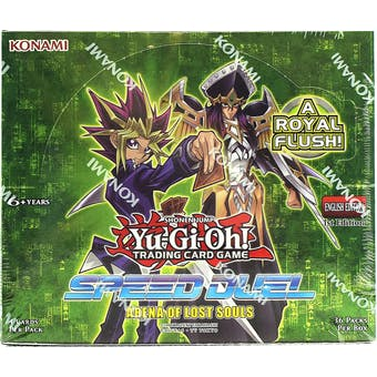 Yu-Gi-Oh Speed Duel: Arena of Lost Souls Booster Box