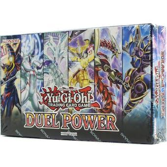 Yu-Gi-Oh Duel Power Booster Set Box