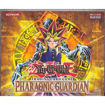 Yu-Gi-Oh Pharaonic Guardian Unlimited Booster Box (24-Pack)