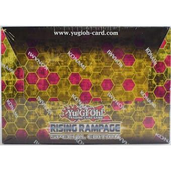 Yu-Gi-Oh Rising Rampage Special Edition Box