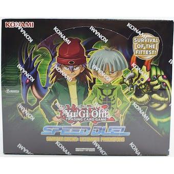 Yu-Gi-Oh Ultimate Predators Starter Deck Box
