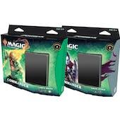 Magic the Gathering Zendikar Rising Commander Deck - Set of 2 (Presell)