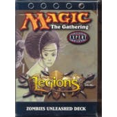 Magic the Gathering Legions Zombies Unleashed Precon Theme Deck