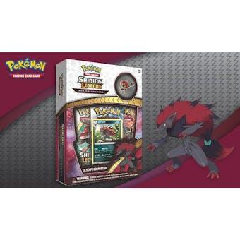 Pokemon Shining Legends Zoroark Pin Box